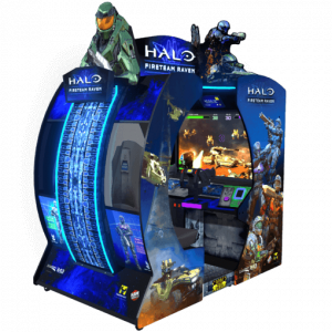 Halo Deluxe Arcade for Sale