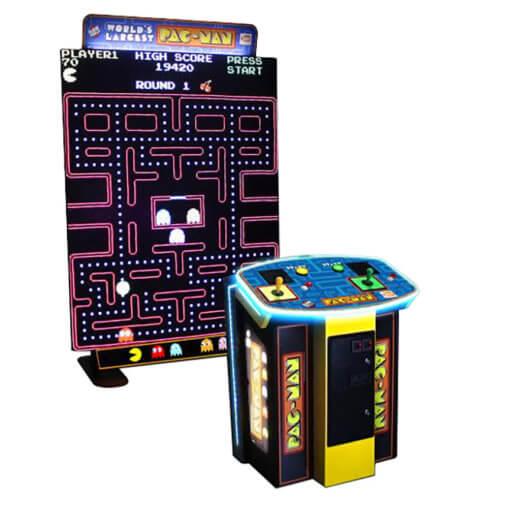 Buy World's Largest Pac-Man Arcade
