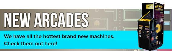 New Arcade Games
