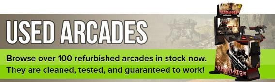 Used Arcade Games