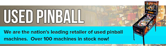 Used Pinball Machines